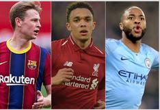 El XI ideal de los cracks más valioso que hubieran jugado la Superliga de Europa [FOTOS]