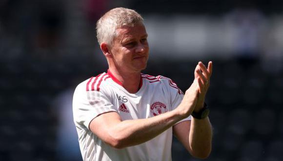 Ole Gunnar Solskjaer renovó su vínculo con el Manchester United hasta el 2024. (Foto: Getty)