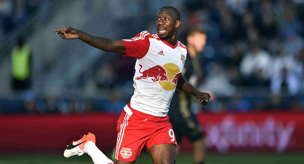 Bradley Wright-Phillips - New York Red Bulls (2013-2020), Los Angeles FC (desde 2020) (Foto: New York Red Bulls)