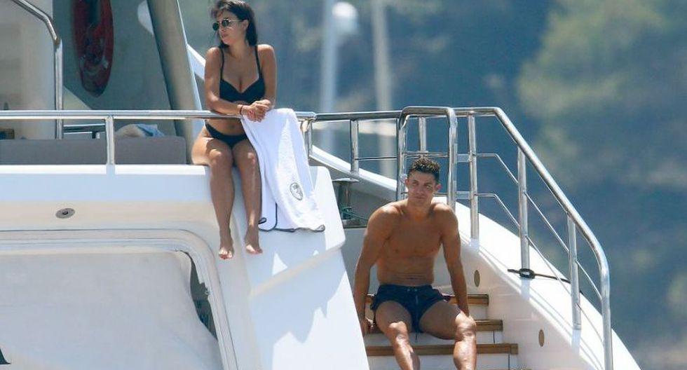 Cristiano Ronaldo no escatima en gastos a la hora de pasarla bien con su familia. (Foto: AS)