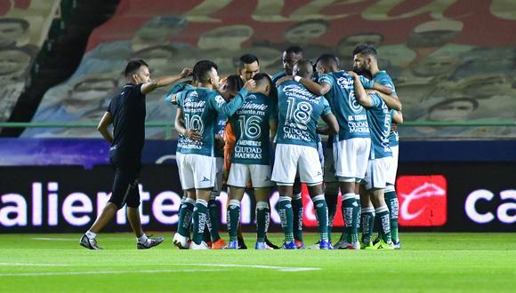 León es el primer semifinalista del Apertura 2020 Liga MX. (Foto: Twitter)