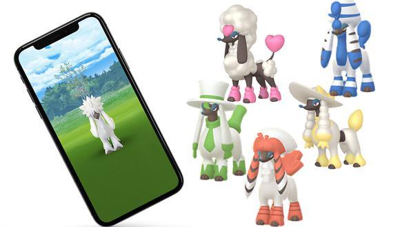 Conoce cómo modificar el corte y forma del nuevo Pokémon Furfrou. (Foto: Nintendo)