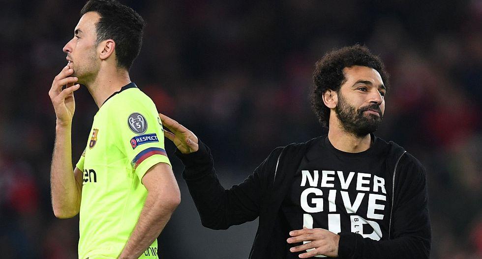 Liverpool es el equipo que más veces enfrentó al Barza en la Champions (4) sin ser eliminado nunca. (Foto: AFP)