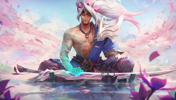 """League of Legends: Yasuo y Temo también tendrán skins """"Spirit Blossom"""". (Foto: Riot Games)"""