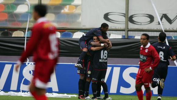 La última vez que dos peruanos chocaron por Copa Sudamericana fue en 2006. (Foto: GEC)