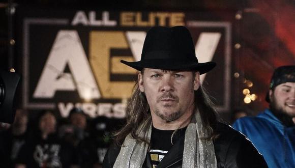 Chris Jericho es uno de los luchadores más importantes de la AEW. (AEW)