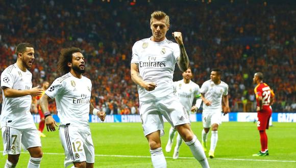 Toni Kroos confiesa su ambición antes de dejar Real Madrid (Foto: Reuters)