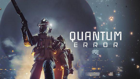 PS5: anuncian Quantum Error, uno de los primeros shooters de la PlayStation 5. (Foto: TeamKill Media)