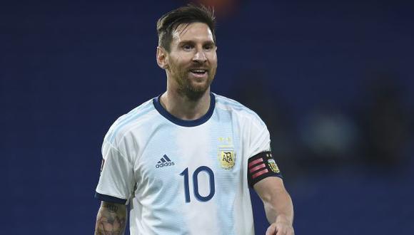 Lionel Messi es uno de los jugadores mejor pagados del planeta. (Foto: AFP)