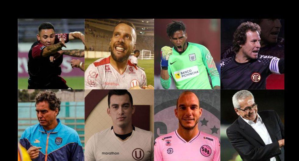 FICHAJES 2020: Todo el movimiento del Mercado de Pases del fútbol peruano.