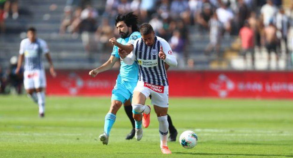 Alianza Lima vs. Sporting Cristal: chocan por el pase a la final de la Liga 1. (Foto: Giancarlo Ávila)