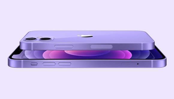 ¿Quieres el iPhone 12 color morado o purple? Entonces estos son los pasos que debes realizar. (Foto: Apple)