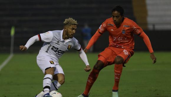 Melgar y Vallejo no se sacaron ventajas por la fecha 7 del Torneo Apertura.