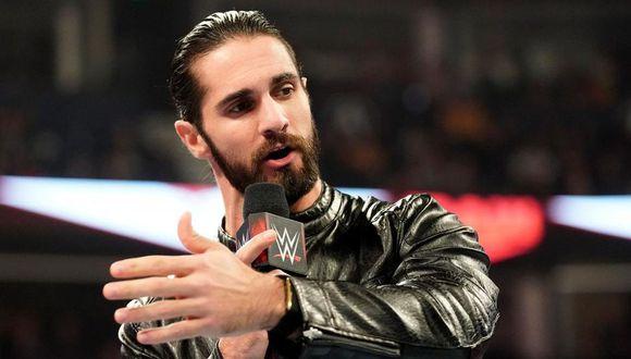 Seth Rollins es una de las superestrellas principales de Raw. (Foto: WWE)