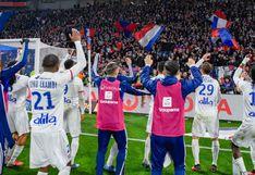 Olympique Lyon pidió formalmente retomar la temporada 2019-20 de la Ligue 1 de Francia
