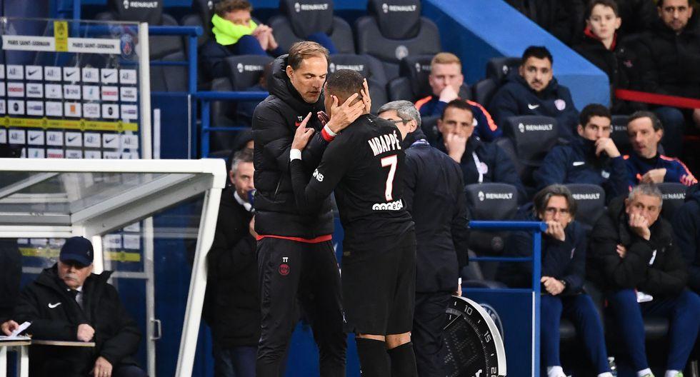 Kylian Mbappé llegó al PSG en 2017 desde AS Mónaco. (Agencias)