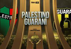 Desde Apoquindo: Palestino vs. Guaraní EN DIRECTO por la ida de la Fase 3 de Copa Libertadores 2020 | DirecTV Sports