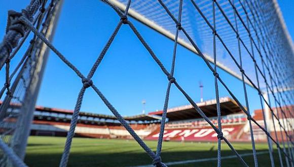 La Superliga Argentina fue suspendida el pasao marzo. (Foto: Lanús)