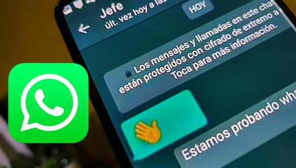 ¿Por qué no debo descargar el APK de WhatsApp Plus 13.20? Conoce los beneficios y los riesgos. (Foto: Depor)