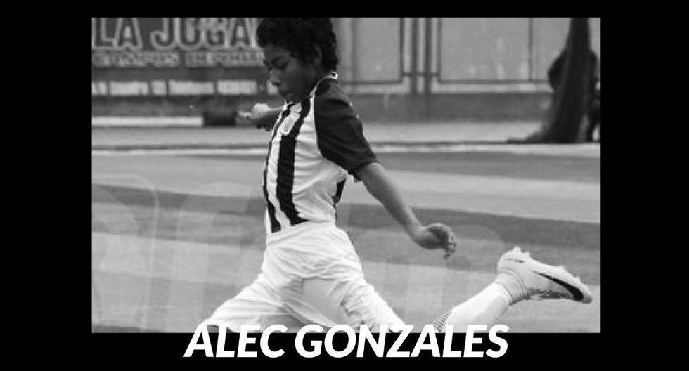 Alec Gonzales pertenecía a la categoría 2005. (Foto: Twitter)
