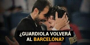 ¿Volverá al Camp Nou? Razones por las que 'Pep' Guardiola debería volver al Barcelona