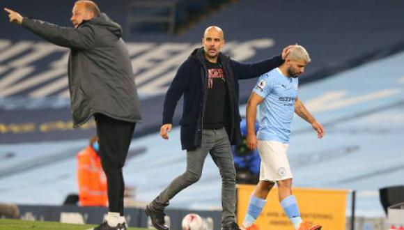 Pep Guardiola está pronto a culminar su quinta temporada como entrenador del Manchester City. (Foto: Getty Images)