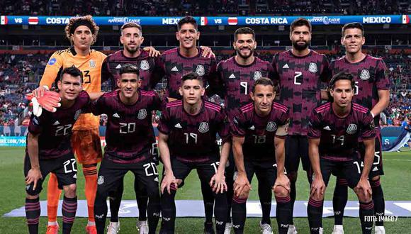 México y la posibilidad de ser cabeza de serie en el Mundial Qatar 2022. (Foto: Getty Images)