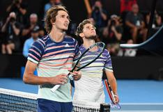 Dominic Thiem y Alexander Zverev se medirán por el título del US Open