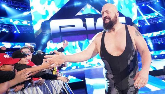 Big Show dejó WWE y se convirtió en nuevo luchador de AEW. (Foto: WWE)