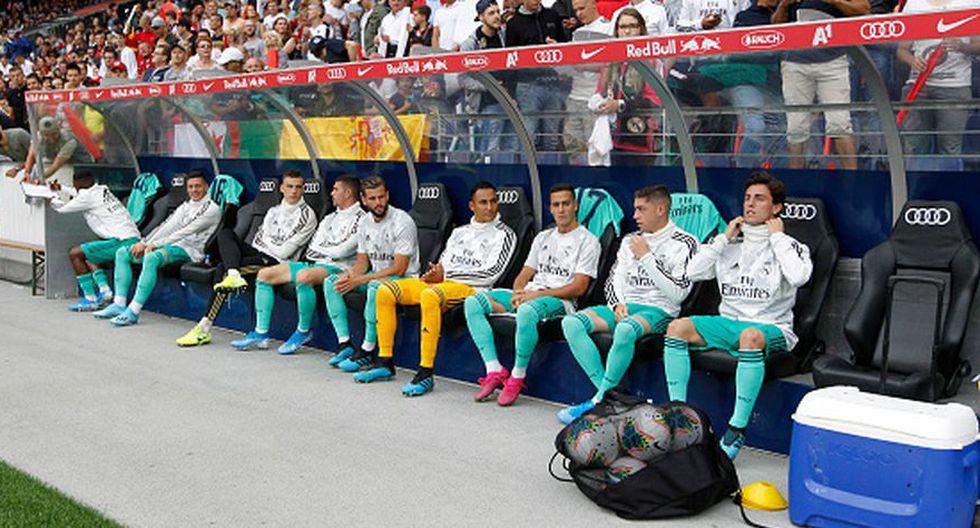 Real Madrid confirmó la partido de una de sus 'joyas' al Valladolid por una temporada