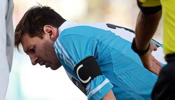 Lionel Messi no tiene los mejores recuerdos de La Paz. (Foto: Agencias).