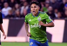 En Seattle ya lo extrañan: Raúl Ruidíaz fue suspendido en la MLS por conducta  violenta