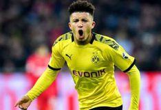 Vuelven a la carga: el plan de Manchester United para quedarse con Jadon Sancho