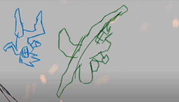 Dragon Ball Super: animador comparte un boceto de la animación de Broly