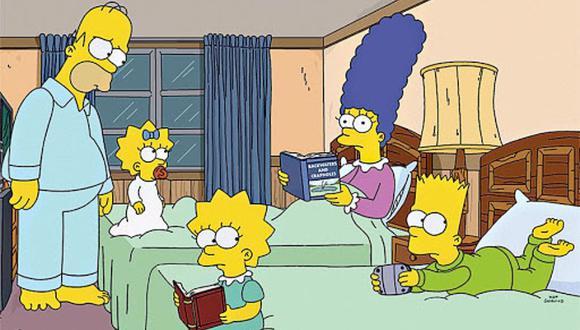 Lo que pasará este 20 de enero, según los Simpson. (Foto: FOX)