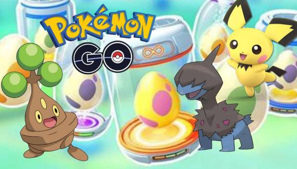 ¿Quieres saber cómo eclosionar huevos sin salir de casa? Conoce este espectacular truco de Pokémon GO. (Foto: Pokémon)