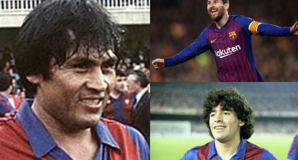 Estos son los mejores jugadores americanos del Barcelona para el diario AS. (Fotos: Difusión)
