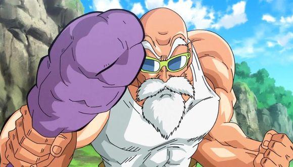 Dragon Ball Super | Maestro Roshi (Toei Animation)