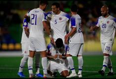 Costa Rica se encamina a Copa Oro 2021 con triunfo de visita en Liga Naciones frente a Curazao