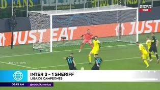 Champions League: Disfruta del resumen y goles de la Fecha 3