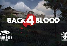 Back 4 Blood, el nuevo Left 4 Dead, abre sus servidores para la beta cerrada