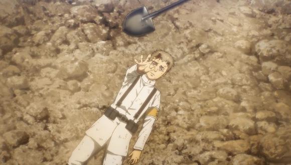 """Falco Grice es uno de los nuevos personajes de la temporada 4 de """"Shingeki no Kyojin"""" ¿se convertirá en el Titán Volador? (Foto: Wit Studio)"""