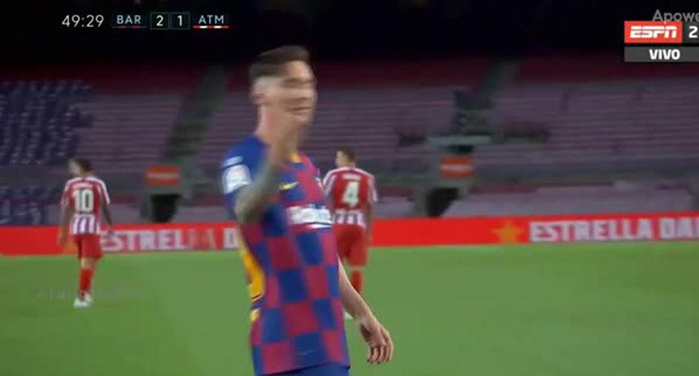 Spain Goal 700 Lionel Messi At Barcelona Vs Atletico De Madrid Crack World Today News