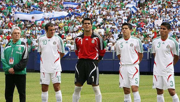 Oswaldo Sánchez llama mentiroso a Cuauhtémoc Blanco por culparlo por su ausencia del Mundial de 2006