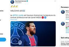 Lionel Messi deja el FC Barcelona: ¿qué hay detrás del supuesto mensaje del PSG anunciando el fichaje?