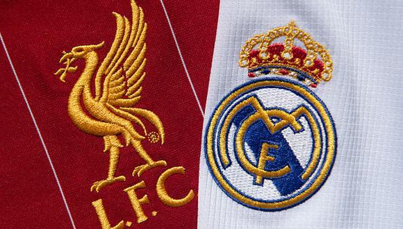 Liverpool y Real Madrid chocan este martes en España por cuartos de final de Champions League. (Getty)