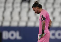 Pedro Gallese sufrió lesión en los cuádriceps y se alejará de las canchas por tres semanas
