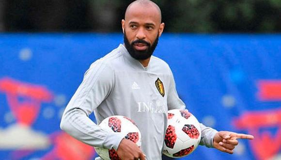 Thierry Henry se confiesa seguidor de Bielsa (Foto: EFE)