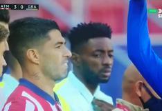 Simeone 'desenfunda' su mejor arma: Luis Suárez debuta con el Atlético de Madrid vs Granada por LaLiga [VIDEO]