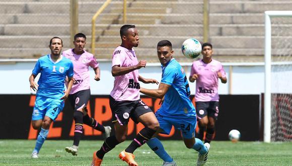 Sport Boys ganó 3-2 a Binacional en el Monumental. (Foto: Liga 1)
